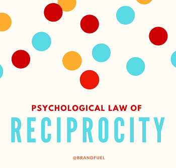 Do Good - Psychological Law of Reciprocity Blog