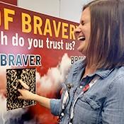 Test of Bravery