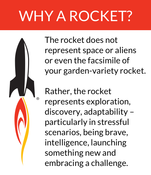 Why a rocket?