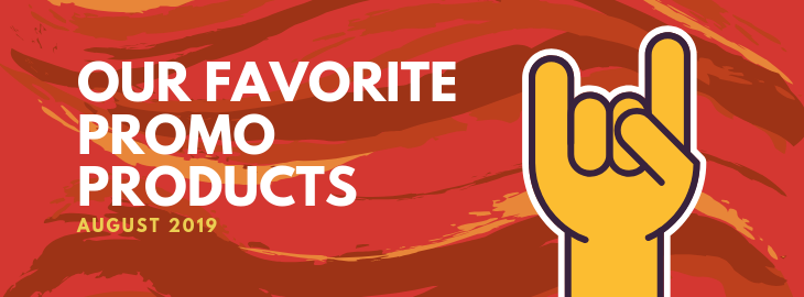 Our favorite promo products