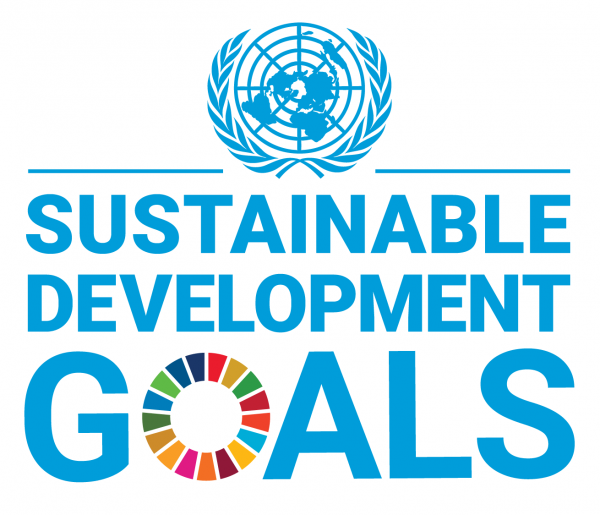 "Text says ""Sustainable Development Goals."""