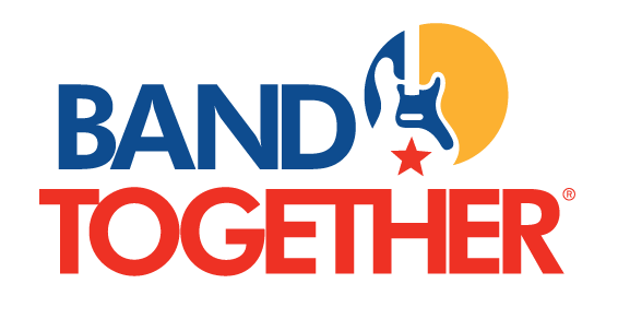 Band Together logo