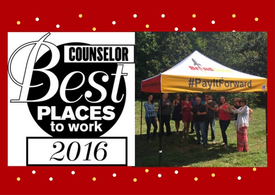 2016 Best Places to Work BF Team