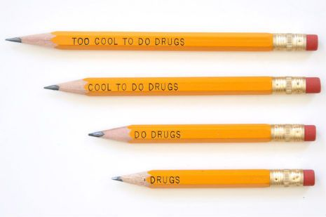BLOG Bloopers Pencils Promotional Item