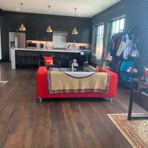 BrandFuel's Virginia office common space