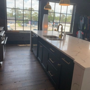 BrandFuel's Virginia office kitchen