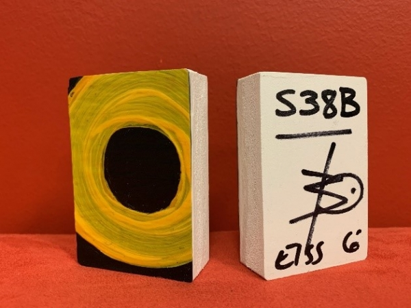 Brand Fuel's customized blocks that were sent to clients.